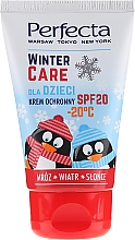 Perfumería y cosmética Crema facial protectora de invierno con vitamina C, E y F - Perfecta Winter Care Cream SPF20