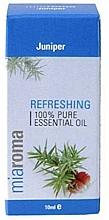 Perfumería y cosmética Aceite esencial de junípero 100% puro - Holland & Barrett Miaroma Juniper Pure Essential Oil
