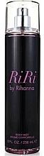 Perfumería y cosmética Bruma corporal perfumada con aroma floral - Rihanna RiRi