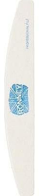 Lima de uñas, 180/240, blanca, RN 00277 - Ronney Professional
