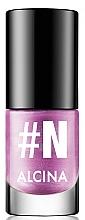 Perfumería y cosmética Esmalte de uñas - Alcina Nail Colour