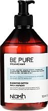 Perfumería y cosmética Champú para cabello graso - Niamh Hairconcept Be Pure Detox Shampoo