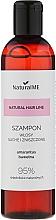 Perfumería y cosmética Champú suave con extracto de amaranto y algodón - NaturalME Natural Hair Line Shampoo