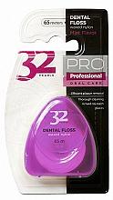 Perfumería y cosmética Hilo dental, lila, 65m - Modum 32 Perlas Dental Floss
