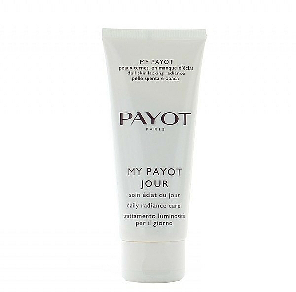 Crema facial con extracto de bayas de goji, acai y vitamina B5 - Payot My Payot Jour — imagen N6