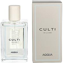 Perfumería y cosmética Ambientador perfumado con aroma floral - Culti Milano Room Spray Aqqua