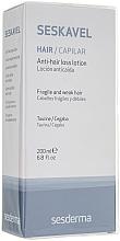 Perfumería y cosmética Loción anticaída de cabello con biotina y cafeína - SesDerma Laboratories Seskavel Anti-Hair Loss Lotion