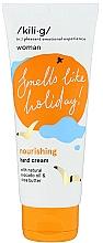 Perfumería y cosmética Crema de manos nutritiva con aceite natural de aguacate - Kili·g Woman Nourishing Hand Cream