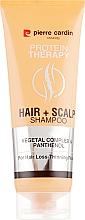 Perfumería y cosmética Champú anticaída de cabello con pantenol - Pierre Cardin Protein Therapy Anti Hair Loss Shampoo