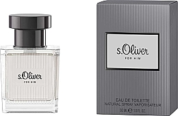 Perfumería y cosmética S.Oliver For Him - Eau de toilette