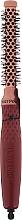 Perfumería y cosmética Cepillo térmico de pelo cerámico, 12mm - Olivia Garden Heat Pro Ceramic + Ion