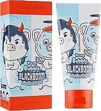 Perfumería y cosmética Mascarilla facial oxigenante con carbón - Elizavecca Hell-Pore Bubble Blackboom Pore Pack