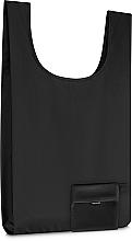 Perfumería y cosmética Bolso shopper compacto, negro (57x32cm) - MakeUp Smart Bag