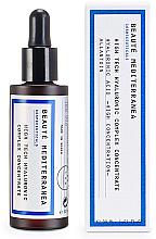 Perfumería y cosmética Sérum facial con ácido hialurónico & extractos de aloe vera y vitamina E - Beaute Mediterranea High Tech Hyaluronic Complex Concentrate