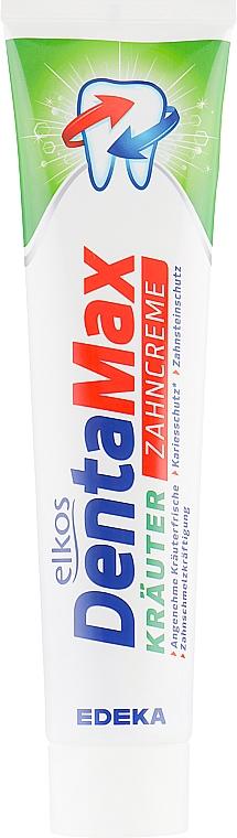 Pasta dental con extracto de camomila y salvia - Elkos Dental Denta Max