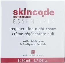 Perfumería y cosmética Crema facial regeneradora con extracto de romero - Skincode Essentials Regenerating Night Cream
