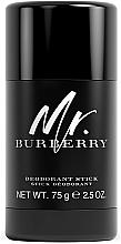 Perfumería y cosmética Burberry Mr. Burberry - Desodorante stick