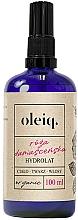 Perfumería y cosmética Hidrolato para cuerpo, rostro y cabello de rosa damascena - Oleiq Damask Rose Hydrolat