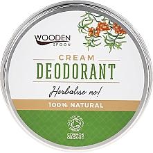 Perfumería y cosmética Crema desodorante natural - Wooden Spoon Herbalise Me Cream Deodorant