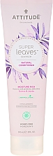 Perfumería y cosmética Acondicionador para cabello con quinoa & jojoba - Attitude Super Leaves Conditioner Moisture Rich Intense Hydration Quinoa & Jojoba