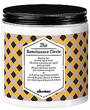 Perfumería y cosmética Mascarilla capilar reparadora con arcilla amarilla - Davines The Renaissance Circle Hair Mask