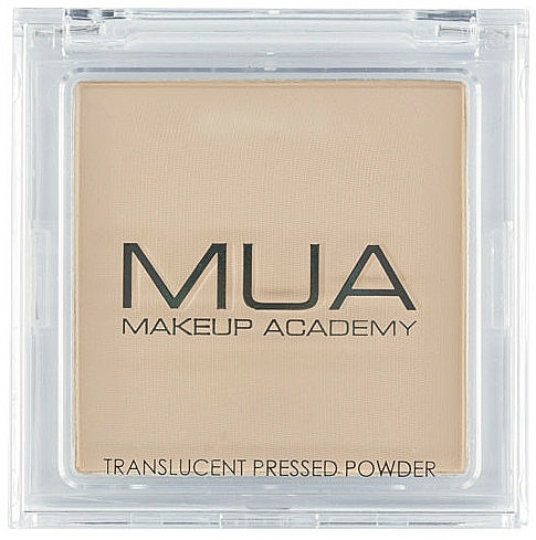 Polvo facial prensado translúcido - MUA Translucent Pressed Powder