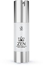 Perfumería y cosmética Crema facial de día reafirmante con células madre de arroz rojo y aceite de tsubaki, SPF15 - Lambre Zen Supreme Correction