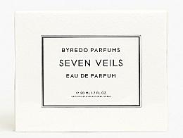 Perfumería y cosmética Byredo Seven Veils - Eau de parfum