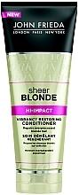 Perfumería y cosmética Acondicionador con proteína de leche - John Frieda Sheer Blonde Hi-Impact Conditioner