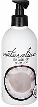 Perfumería y cosmética Loción corporal hidratante con aroma a coco - Naturalium Body Lotion Coconut