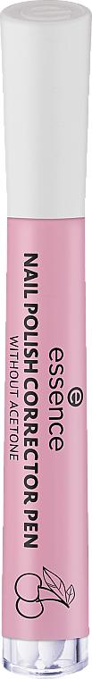 Corrector de esmalte sin acetona - Essence Nail Polish Corrector Pen