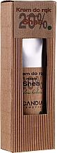 Perfumería y cosmética Crema de manos con 20% de karité, aroma a té verde - Scandia Cosmetics 20% Shea Green Tea Hand Cream