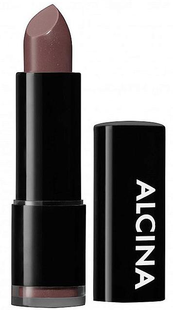 Barra de labios brillante en color delicado - Alcina Shiny Lipstick — imagen N1