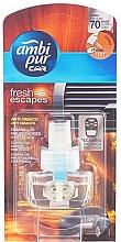 Perfumería y cosmética Recambio de ambientador de cohe antitabaco - Ambi Pur Air Freshener Refill Anti-Tobacco