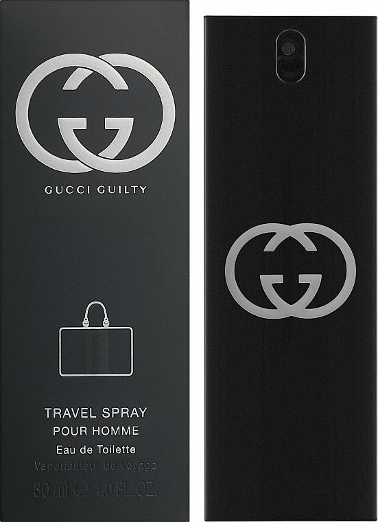 Gucci Guilty Pour Homme Travel Spray - Eau de toilette — imagen N2