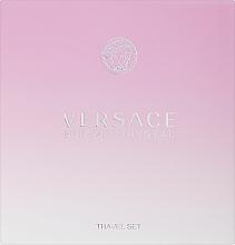 Perfumería y cosmética Versace Bright Crystal - Set (edt/90ml + loción corporal/100ml)