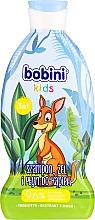 Perfumería y cosmética Champú y gel de ducha con extracto de avena y probiótico ''bombero'' - Bobini