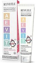Perfumería y cosmética Cold cream hipoalergénica infantil con proteína de leche y manteca orgánica de karité - Revuele Winter Care Aevit Baby Crem