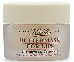 Perfumería y cosmética Mascarilla labial hidratante con aceite de coco - Kiehl's Buttermask for Lips