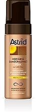 Perfumería y cosmética Espuma corporal autobronceadora con complejo hidratante - Astrid Sun Silk