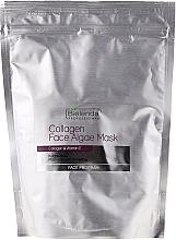 Perfumería y cosmética Mascarilla facial con colágeno (recarga doypack) - Bielenda Professional Collagen Face Algae Mask