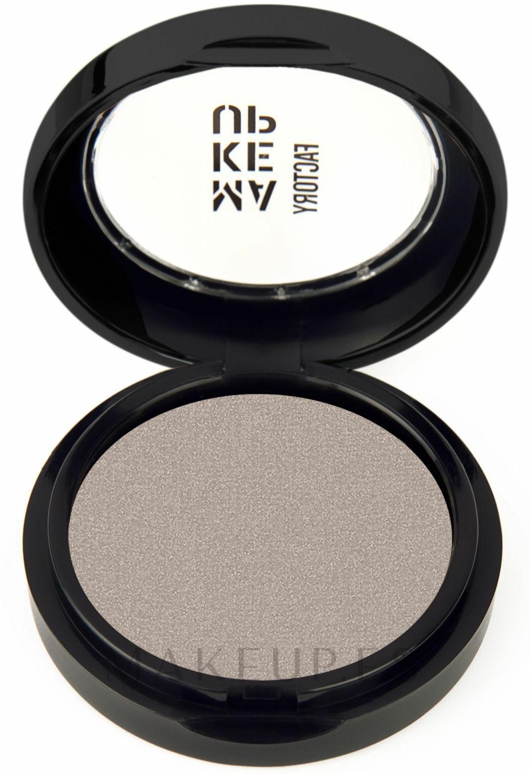 Sombras de ojos perlados con efecto mate - Make Up Factory Mat Eye Shadow Mono — imagen 8-Brown Leather
