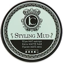 Perfumería y cosmética Arcilla de cabello mate, fijación extra fuerte - Lavish Care Styling Mud Extra Matte Hold
