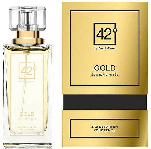 42° by Beauty More Gold Edition Limitee - Eau de parfum — imagen N1