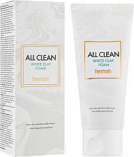 Perfumería y cosmética Espuma de limpieza facial con arcilla blanca y aceite de lavanda - Heimish All Clean White Clay Foam