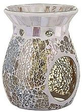 Perfumería y cosmética Lámpara aromática - Yankee Candle Wax Burner Gold & Pearl