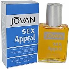 Perfumería y cosmética Loción aftershave - Jovan Sex Appeal