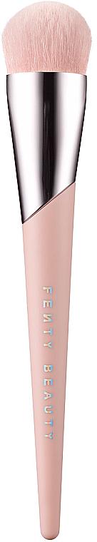 Brocha para base de maquillaje líquida de densidad media - Fenty Beauty Full-Bodied Foundation Brush 110