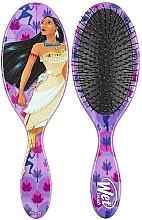 Perfumería y cosmética Cepillo desenredante, Pocahontas - Wet Brush Disney Princess Original Detangler Pocahontas