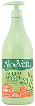 Perfumería y cosmética Loción corporal perfumada - Instituto Español Aloe Vera Body Milk Lotion